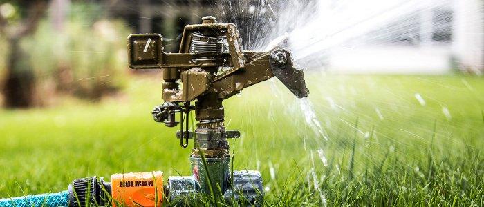Impact Sprinkler VS Gear Drive