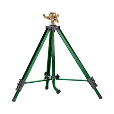 Orbit 56667N Zinc Impact Sprinkler on Tripod Base