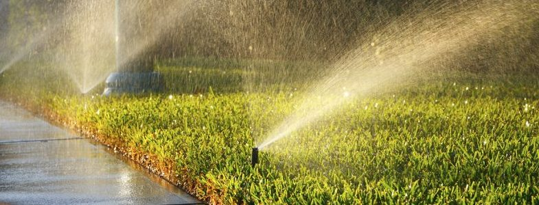 irrigation system guides